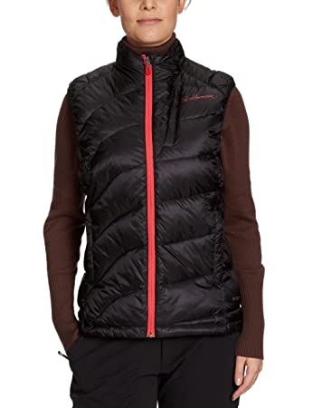pas cher pour réduction 7931e 1eb1e Salomon Minim Down Women's Gilet black Size:L: Amazon.co.uk ...