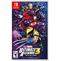 Deals on Marvel Ultimate Alliance 3: The Black Order Nintendo Switch