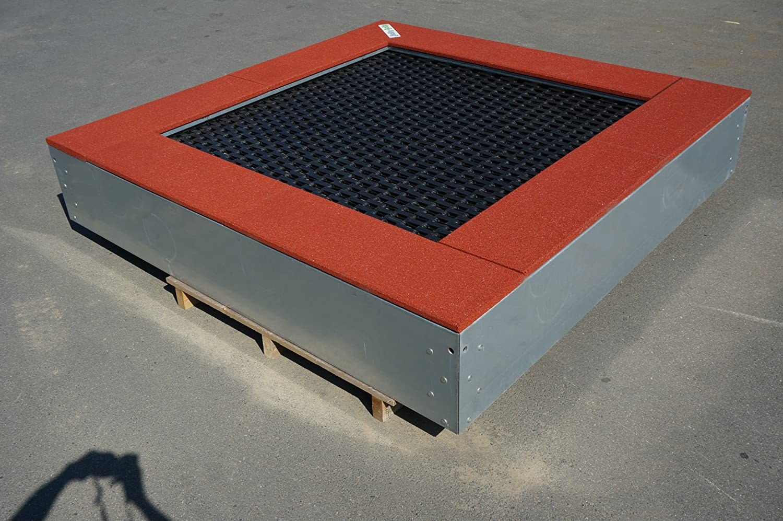 Trampolin 2014 Premium-Bausatz-Kit - Bodentrampolin