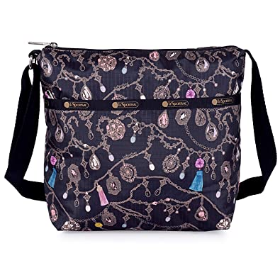 360ede6a21b0 Image Unavailable. Image not available for. Color  LeSportsac Tassel Dazzle  Small Cleo Crossbody Bag