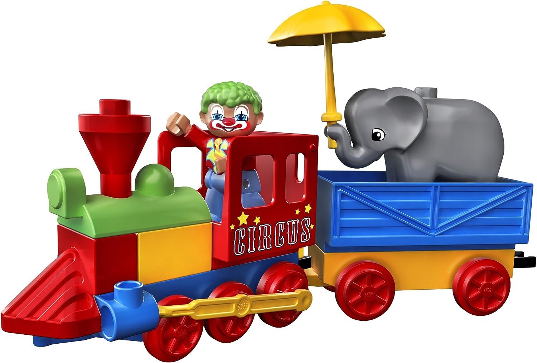 Eisenbahn Schiebezug LEGO Duplo 5606