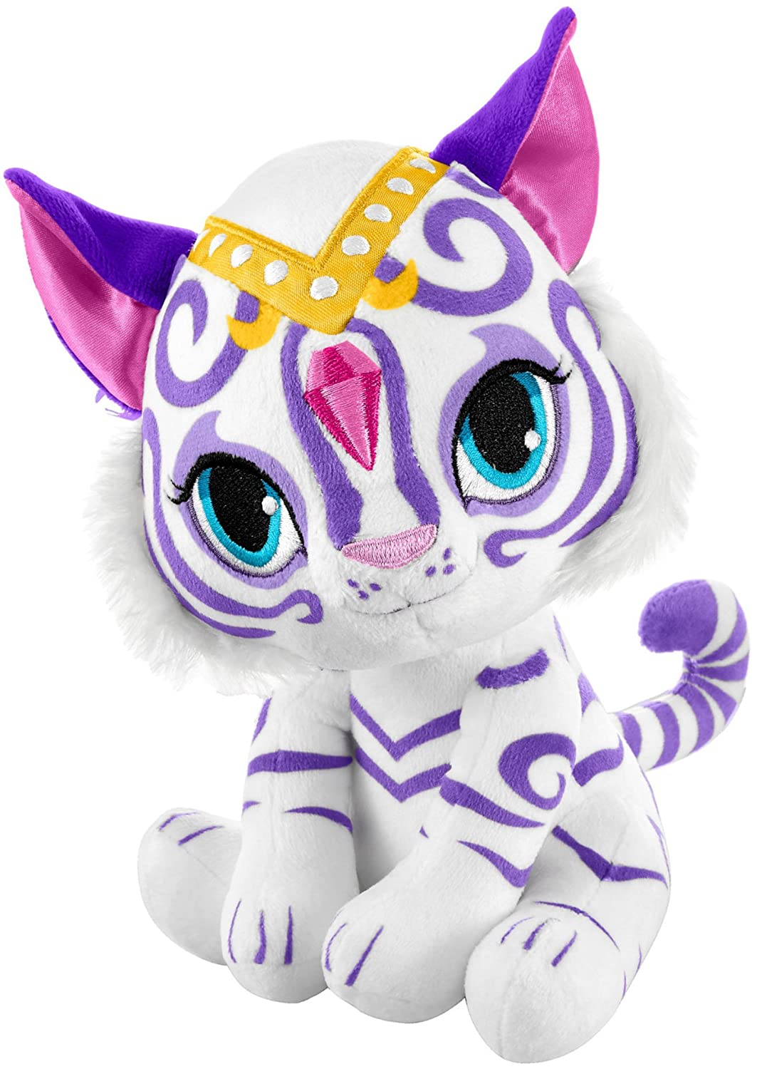 Fisher-Price Nickelodeon Shimmer & Shine, Zahramay Plush Friends, Nahal FLY22