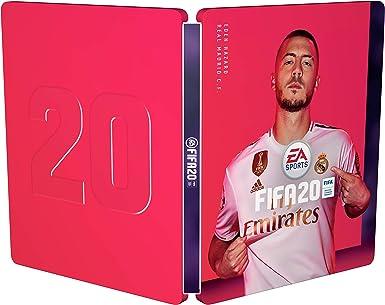 Steelbook FIFA 20 - Edición Champions (No incluye juego): Amazon.es: Videojuegos
