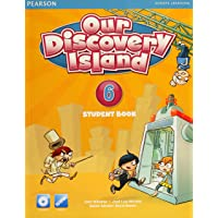 Our Discovery Island 6 Student Book C/Cd Rom