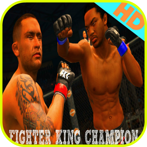 Fighter King - Boxing Games Free