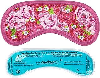 daydream M-3061 Roses Schlafmaske mit Kühlkissen / Coolpack