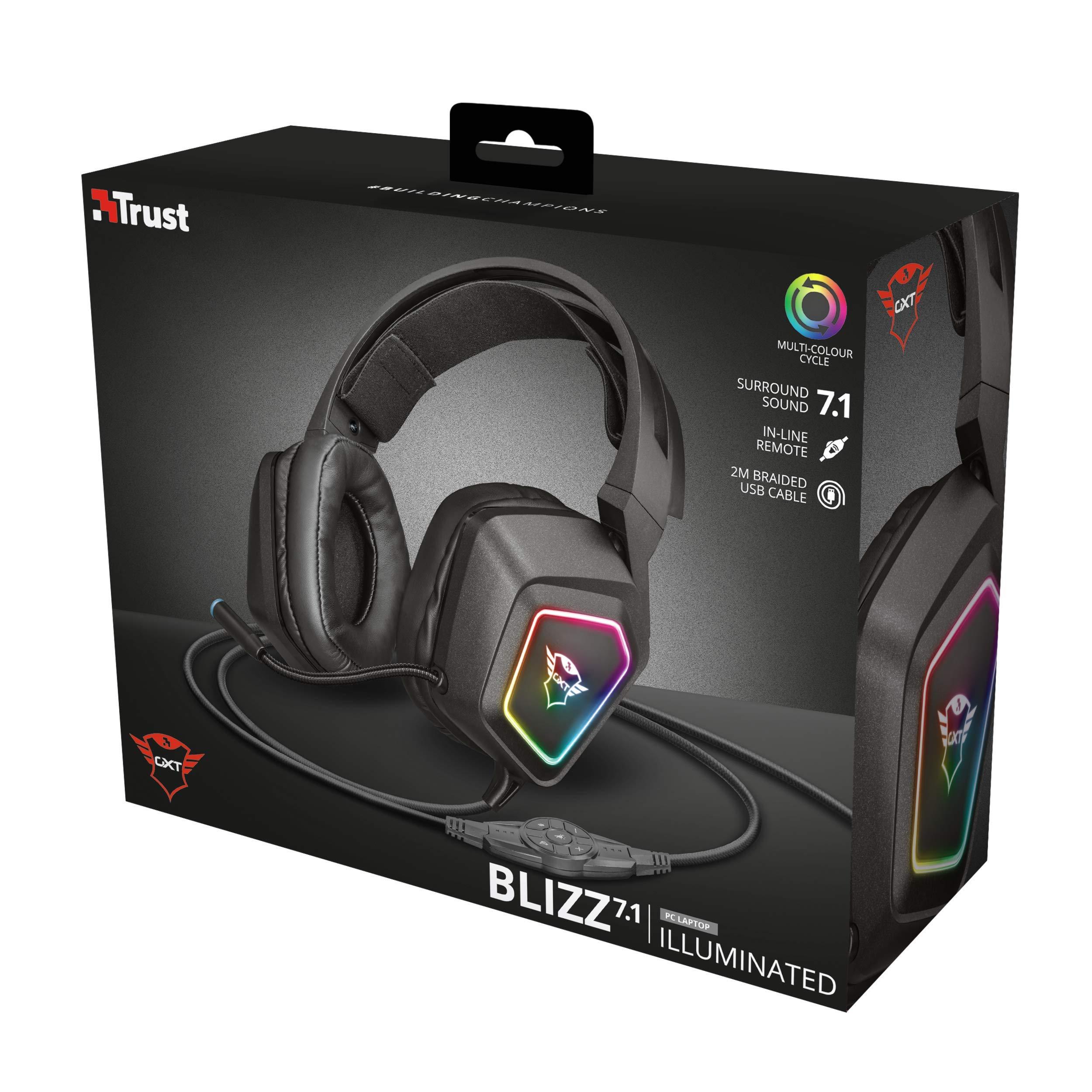 Amazon.co.uk: Trust Gaming: Headsets