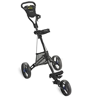 Bag Boy Express DLX Pro Golf Push Cart
