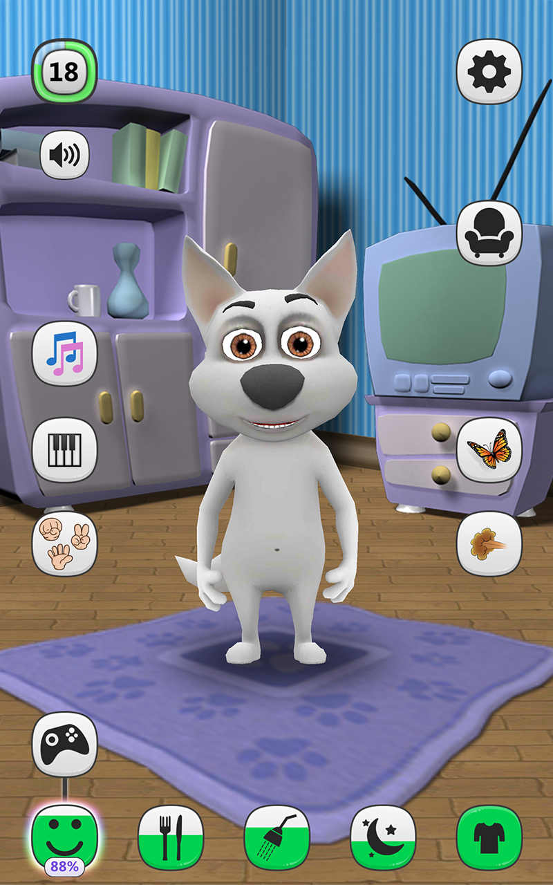 Amazon My Talking Dog Virtual Pet Appstore For Android