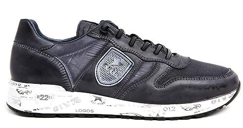 Cetti c1169 - Zapatillas de Cuero para Hombre Gris Antracita Gris Size: 41 EU: Amazon.es: Zapatos y complementos