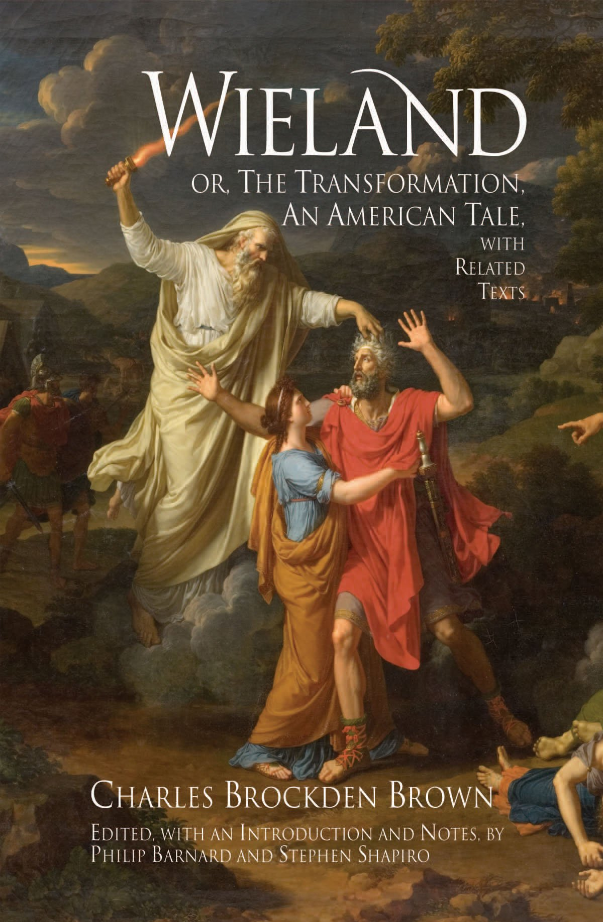 Download Wieland; or The Transformation: with Related Texts (Hackett Classics) ebook