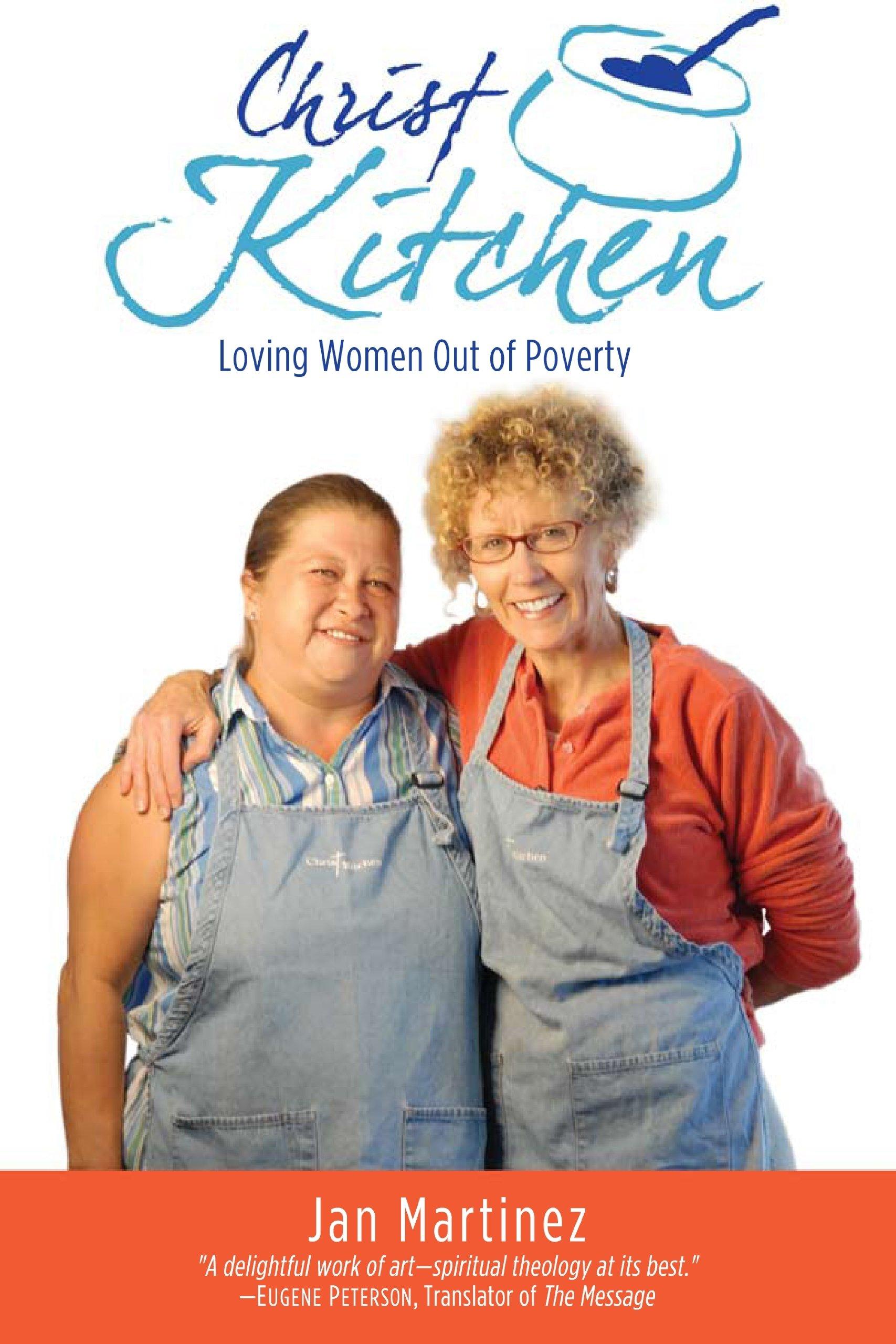 christ kitchen jan martinez books