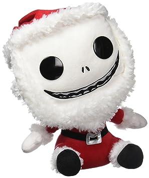 peluche - 599386031 Pesadilla Antes de Navidad Jack Santa (30 cm)