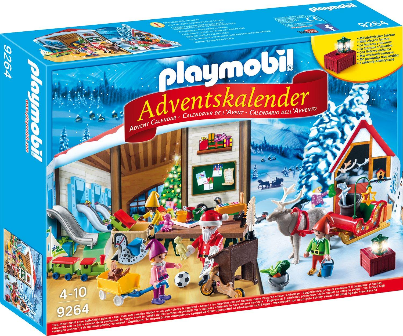 Playmobil 9264 - Adventskalender Wichtelwerkstatt de toys GEOVR