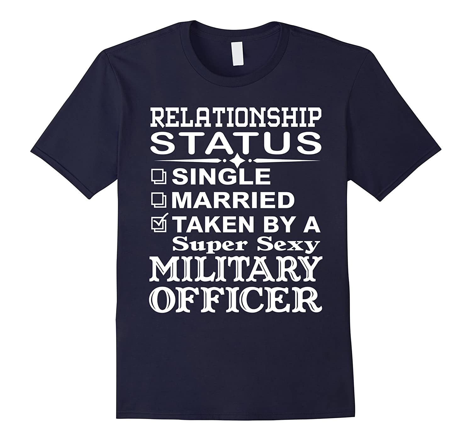 Military Officer Shirt  Military Officer T-Shirt-TJ