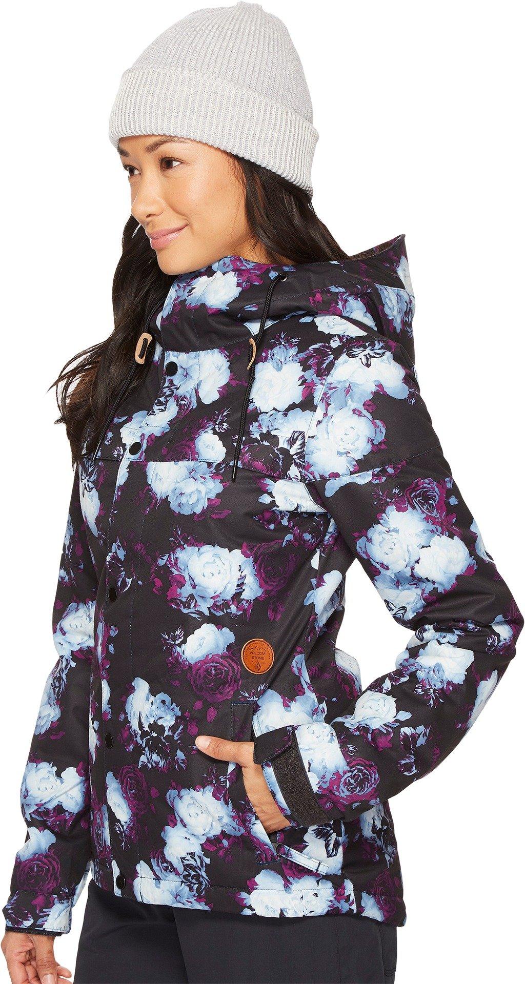 Volcom Snow Women's Bolt Insulated Jacket Multi XX-Small by Volcom (Image #2)