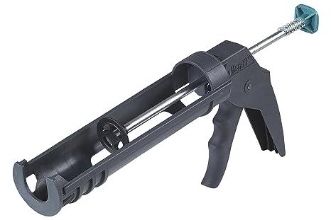 wolfcraft 1 MG 100 mechanische Kartuschenpresse 4351000 | Leichte Kartuschenpistole mit automatischer Tropf-Stopp-Funktion |