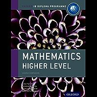 IB Mathematics Higher Level (Oxford IB Diploma Programme) (English Edition)