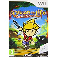 Nintendo Wii Drawn To Life The Next Chapter - NINTENDO