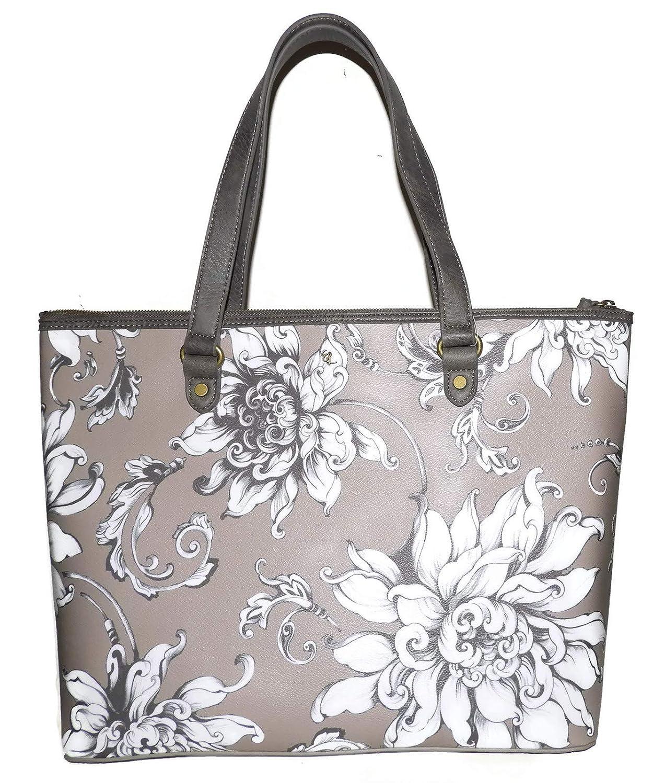Amazon.com: ELLIOTT LUCCA 107750 - Bolso de mano con flores ...