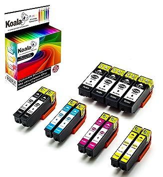 Koala Cartuchos de Tinta Repuesto Cartuchos de impresora para ...