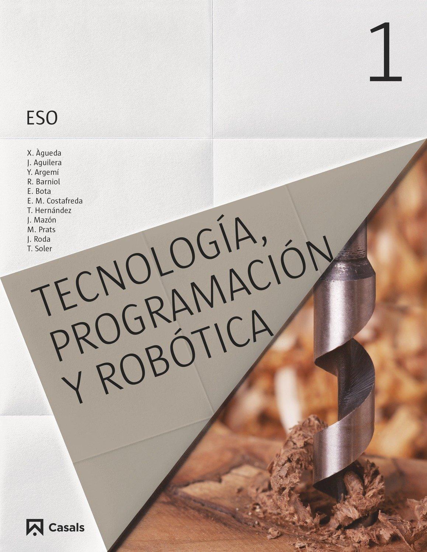 Download Tecnología, programación, y robótica, 1º ESO PDF