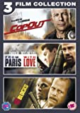 Cop Out / From Paris with Love / 16 Blocks [DVD] [2012]