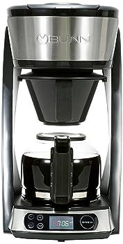 Bunn Heat N Brew Programmable SCAA Certified Coffee Maker
