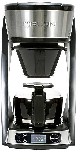 Bunn Hb Heat N Brew Programmable Coffee Maker