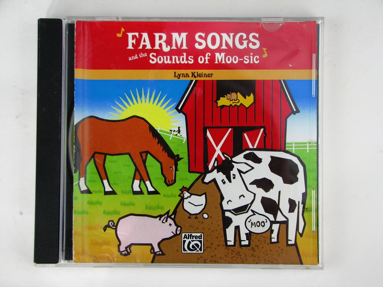 Farm Songs and the Sounds of Moo-sic! (CD) pdf