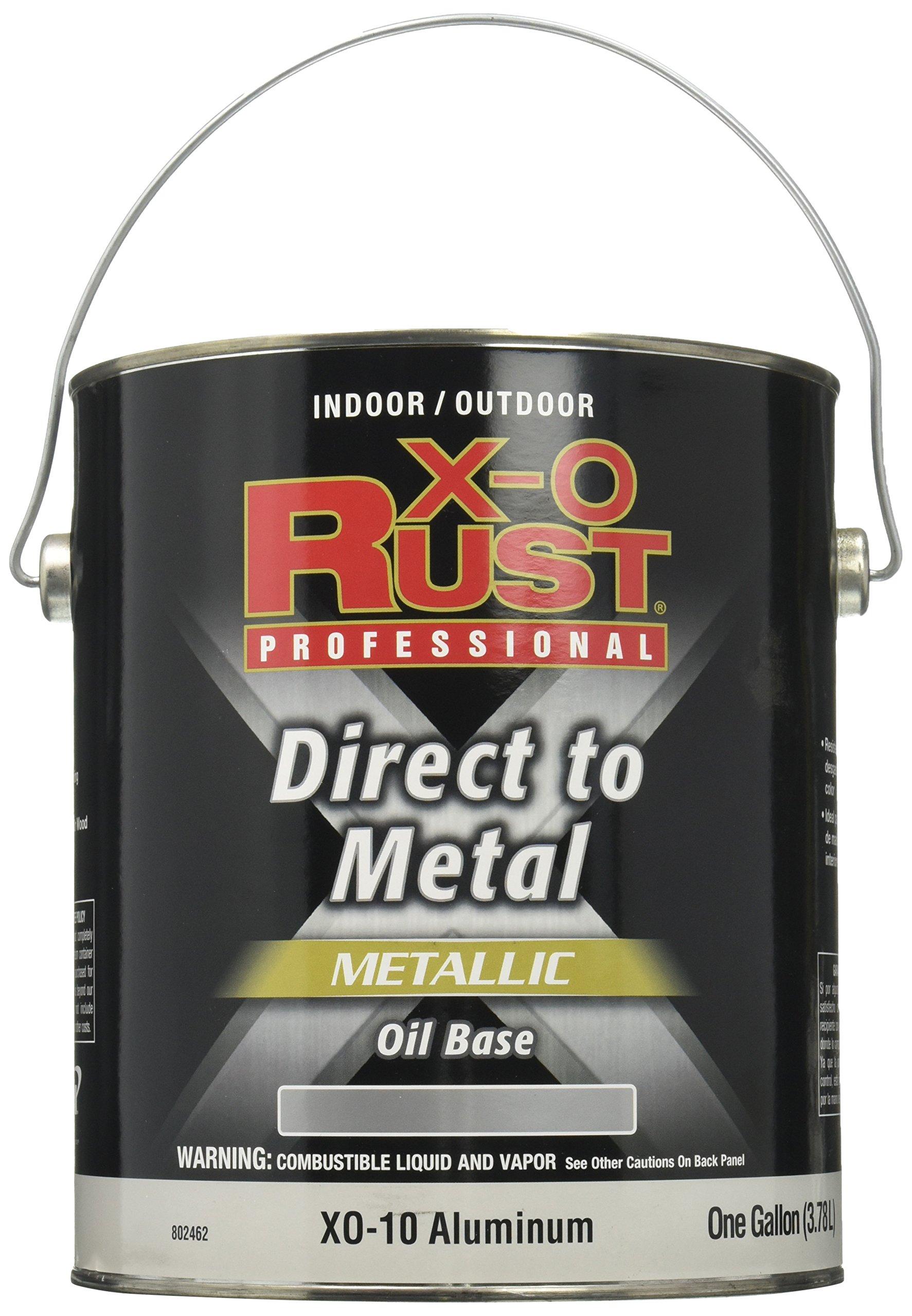True Value XO10-GL XO-Gallon Aluminum Gloss Enamel