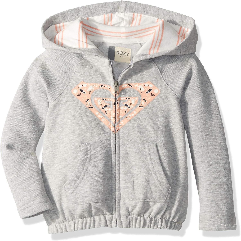 Roxy Girls Lazy Love Zip-up Sweatshirt