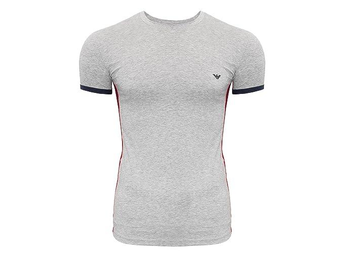 Emporio Armani Short Sleeve t-Shirt Round Neck Man Men s Item 111521 ... 7d61f76572e3b