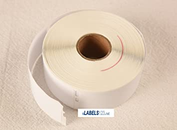 """6Roll Address Labels 30252 for Dymo Label Writer 300 310 315 1-1//8/"""" x 3-1//2/"""""""