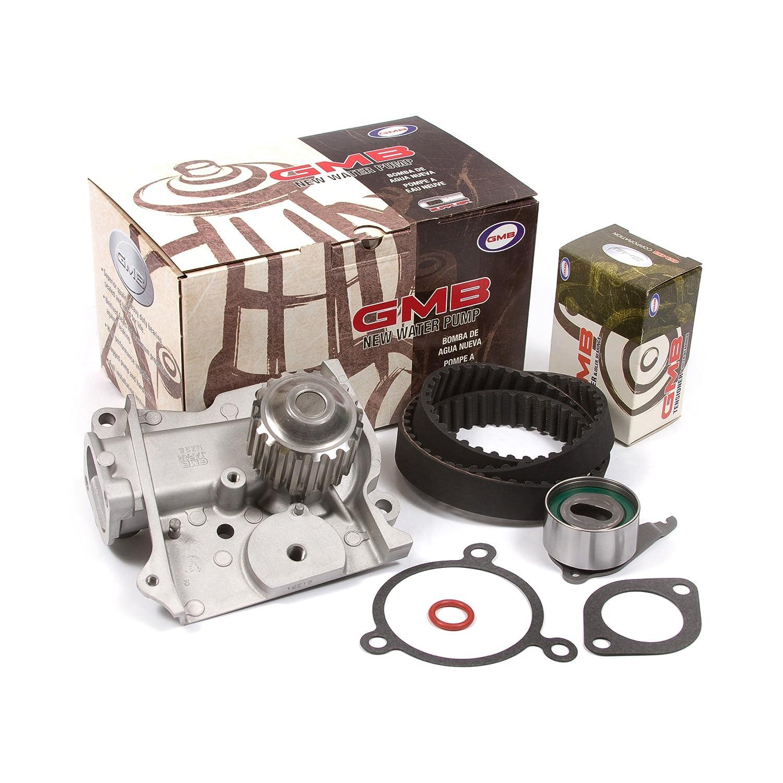 Amazon.com: 84-86 Mazda 2.0 SOHC 8V FE Timing Belt Kit GMB Water Pump: Automotive
