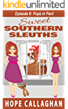 Pups in Peril: A Cozy Mysteries Women Sleuths Series (Sweet Southern Sleuths Short Stories Book 6)