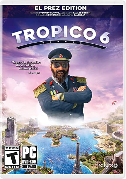Tropico 1 download ita gratis