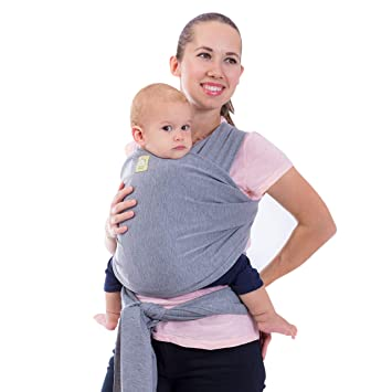 Toddler Wrap Stretchy Baby Infant Carrier Breathable Cotton Birth Sling Backpack