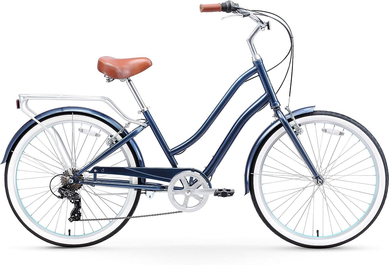sixthreezero EVRYjourney Steel Women's Hybrid Bike