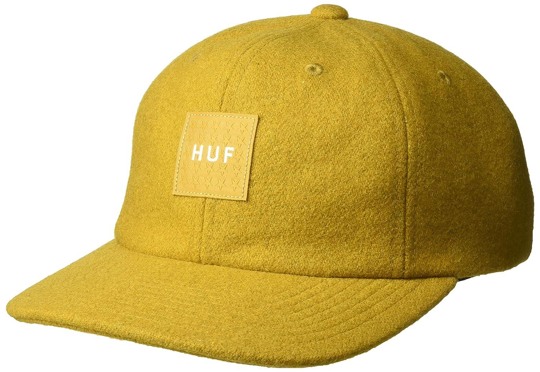 HUF - Gorra Wool Box Logo 6 Panel: Amazon.es: Ropa y accesorios