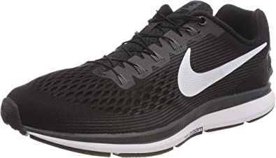 Nike Air Zoom Pegasus 34 FLYEASE, Zapatillas de Trail Running para Hombre, Negro (Black/White/Dark Grey/Anthracite 001), 42.5 EU: Amazon.es: Zapatos y complementos