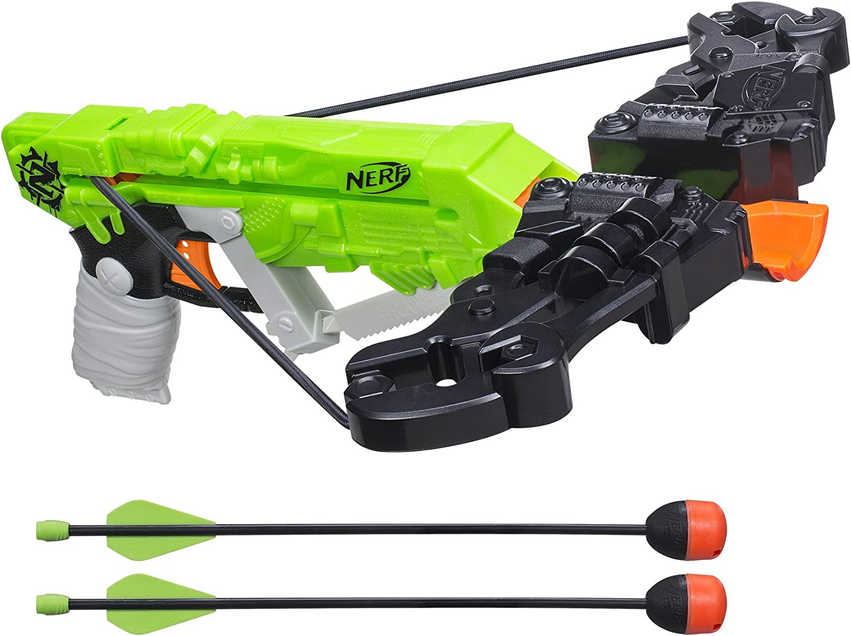 Nerf- Zombie Strike Wrathbolt, Multicolor (Hasbro E0004ECC)