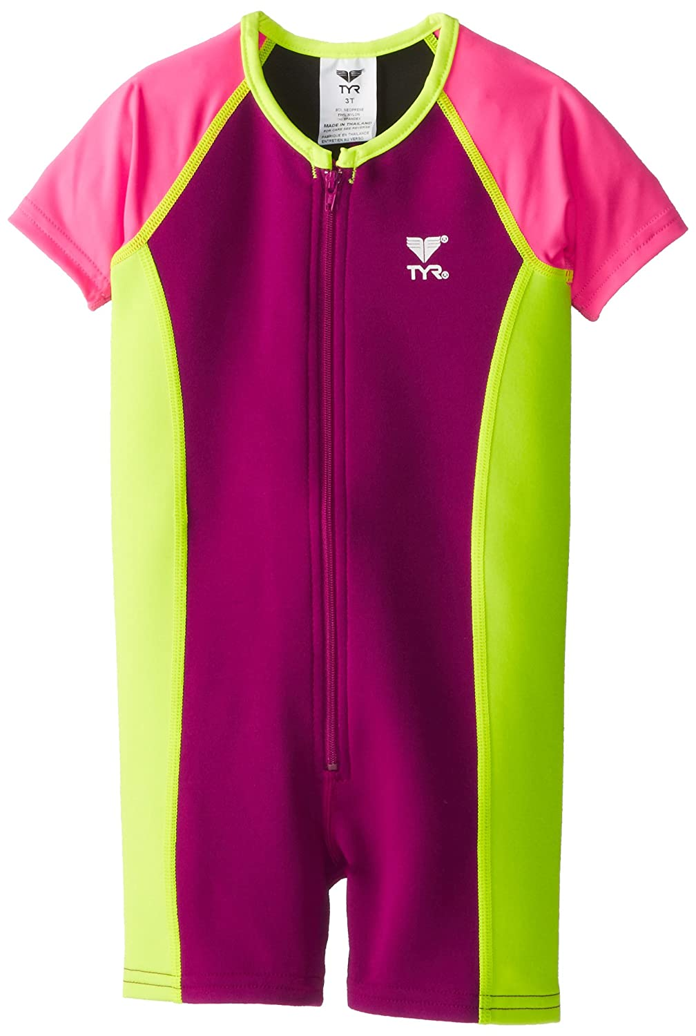 TYR Sport Girl's Solid Thermal KGTSN2Y-P