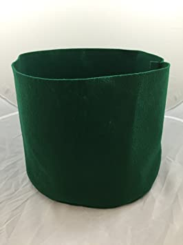 5 gallon tela Pot – Hunter maceta de tela verde hecho de 100% botellas de
