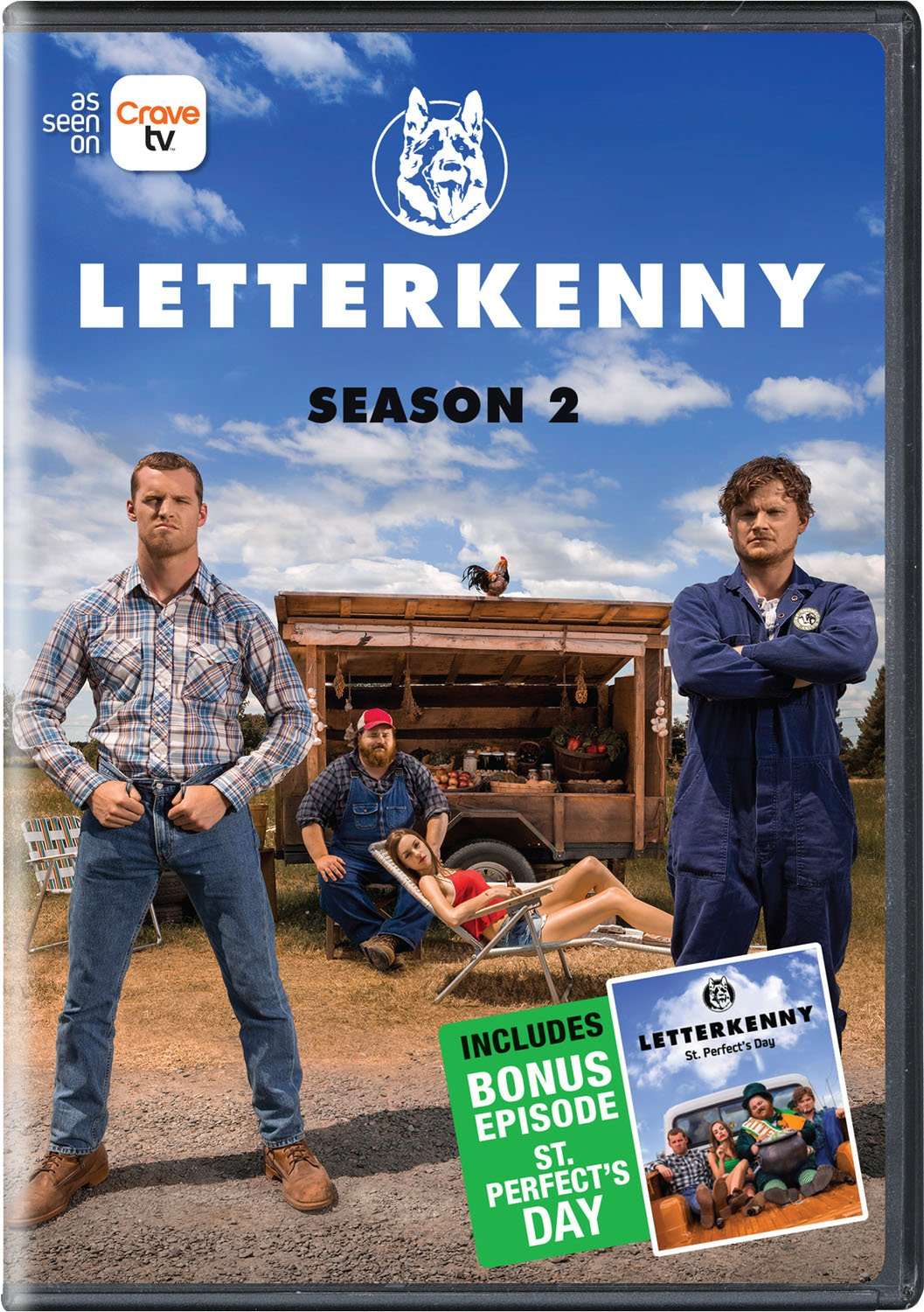letterkenny season 1 amazon ca jared keeso nathan dales