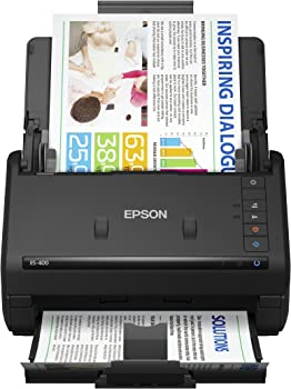 Epson WorkForce ES-400 Duplex Document Fed Scanner