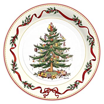 Amazon.com: C.R. Gibson 8 Count Decorative Paper Dinner Plates ...