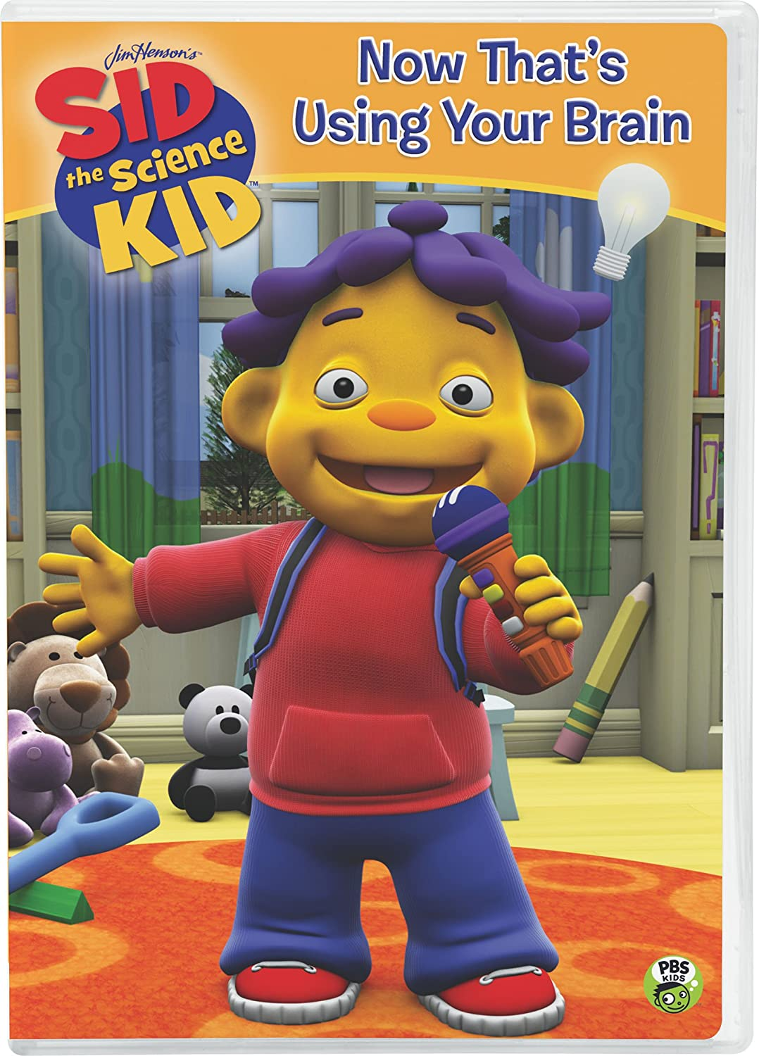 Amazon.com: Sid the Science Kid: Now That\'s Using Your Brain: na ...