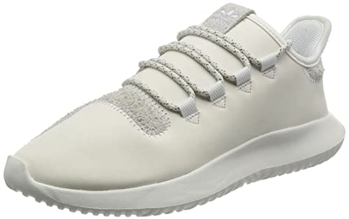 5e7704876b58 adidas Originals Men s Tubular Shadow Crywht and Ftwwht Sneakers - 10  UK India (44.67
