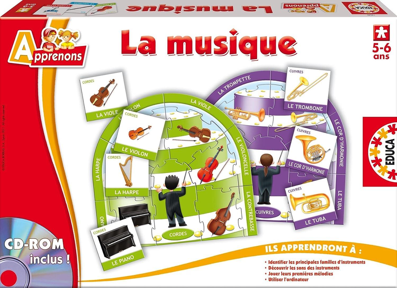 Amazon.es: Educa 15240 - Juego electrónico de Aprendizaje Musical ...